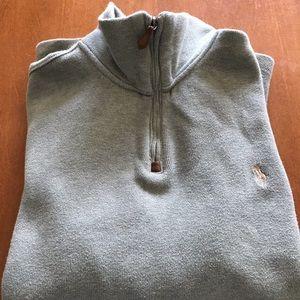 POLO by Ralph Lauren 1/4 zip sweater